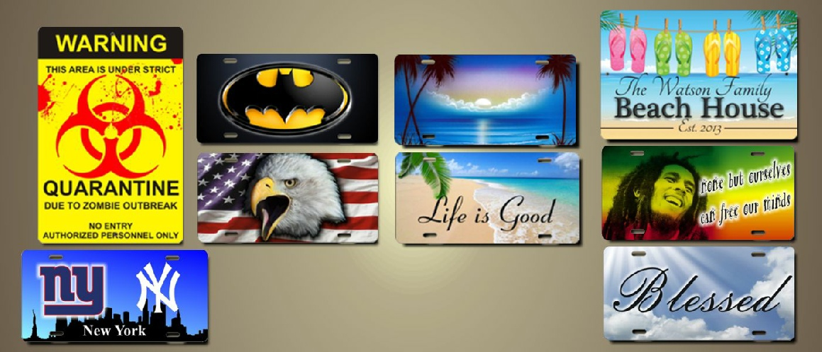 at atd design llc we have been designing novelty license plates and custom aluminum signs - Designing T Shirts At Home